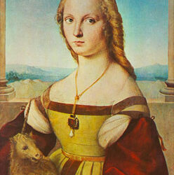 The story of the marriage of Giulia Farnese
