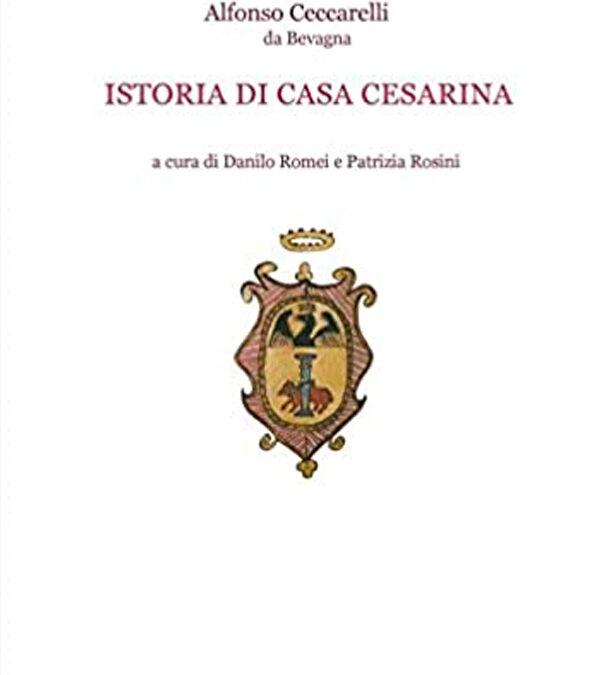 ISTORIA DI CASA CESARINI